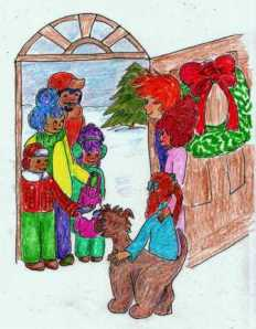 Christmas Visitors