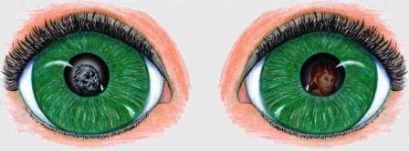 Eyes with Images 2