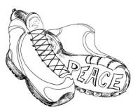 Peace Boots