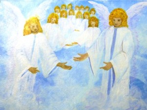 A Multitude of Heavenly Hosts