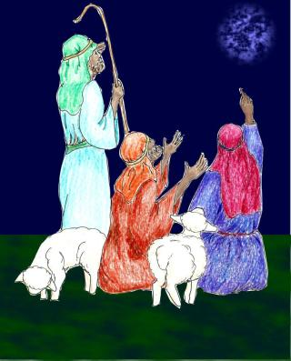 The Lamb of God Sacrificed for You and Me